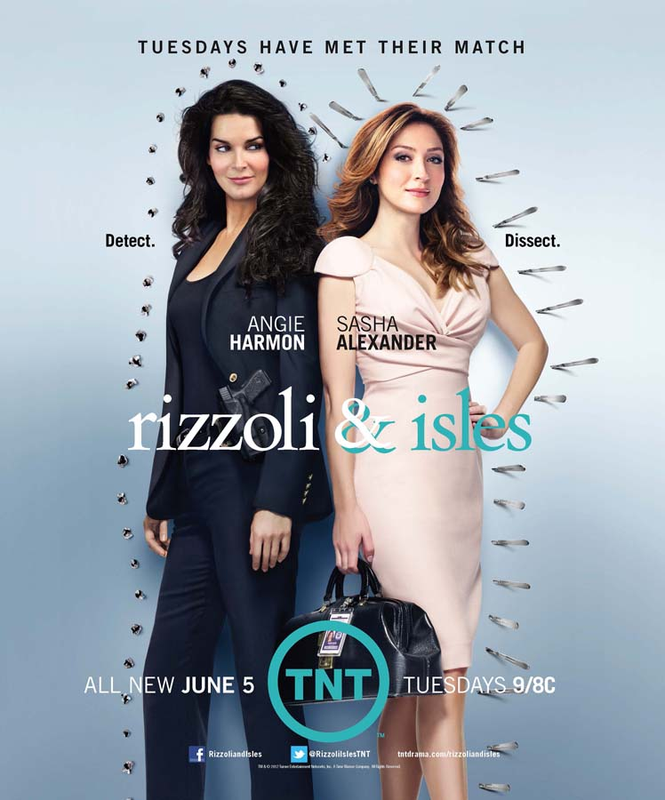 Image result for rizzoli and isles