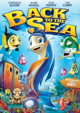 Dvd Review Quot Back To The Sea Quot Mediamikes