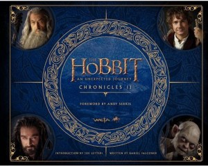 Book Hobbit Unexpected Journey Chronicles 2 Creatures 2013