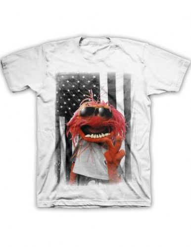 the-muppets-american-animal-white-shirt