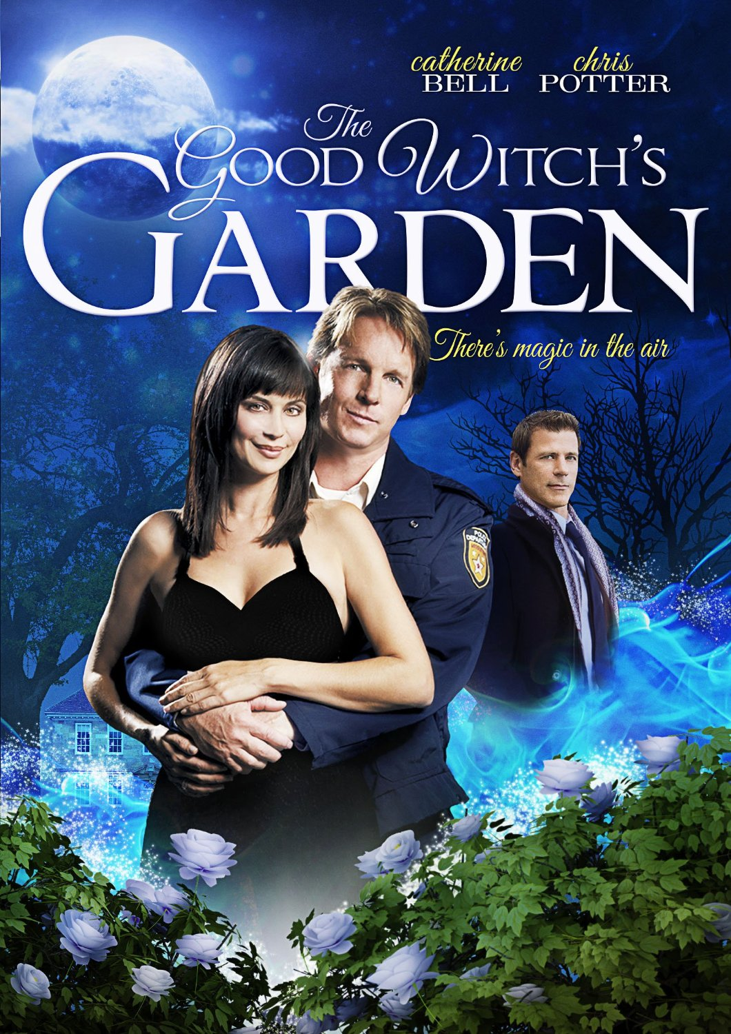 Enter to win the good witch 39 s garden on dvd ended mediamikes for The good witch garden
