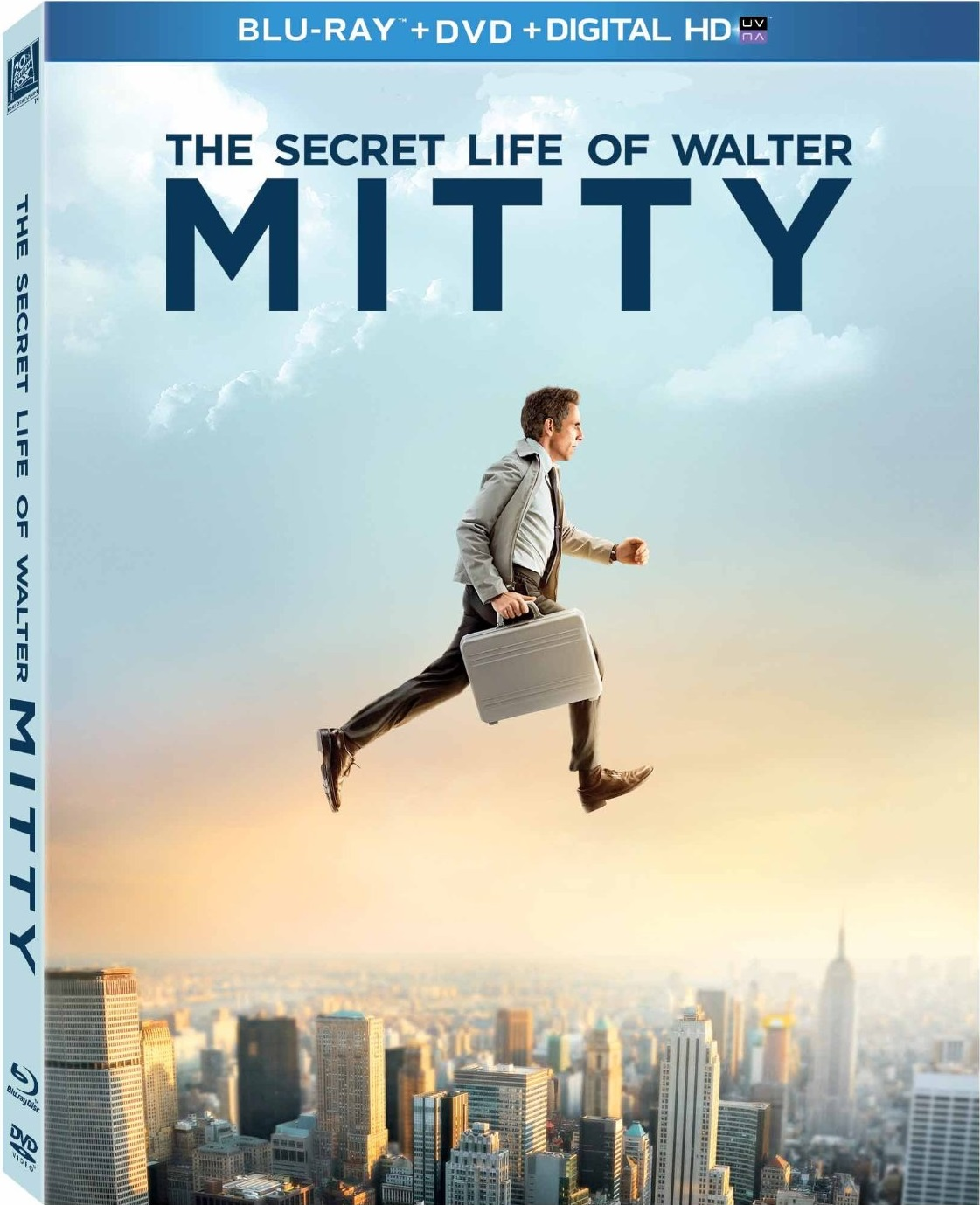 """Enter to Win """"The Secret Life of Walter Mitty"""" on Blu-ray"""