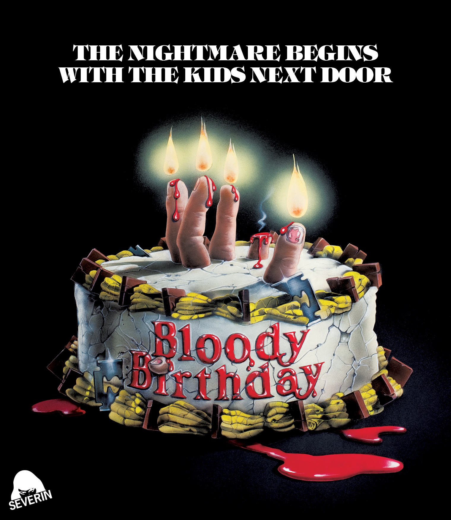 BLOODY BIRTHDAY BLU KEYART