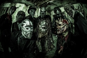 MUSHROOMHEAD Press Photo 1