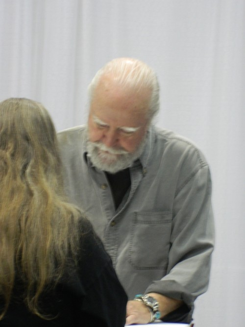 "The Walking Dead's"" Scott Wilson"