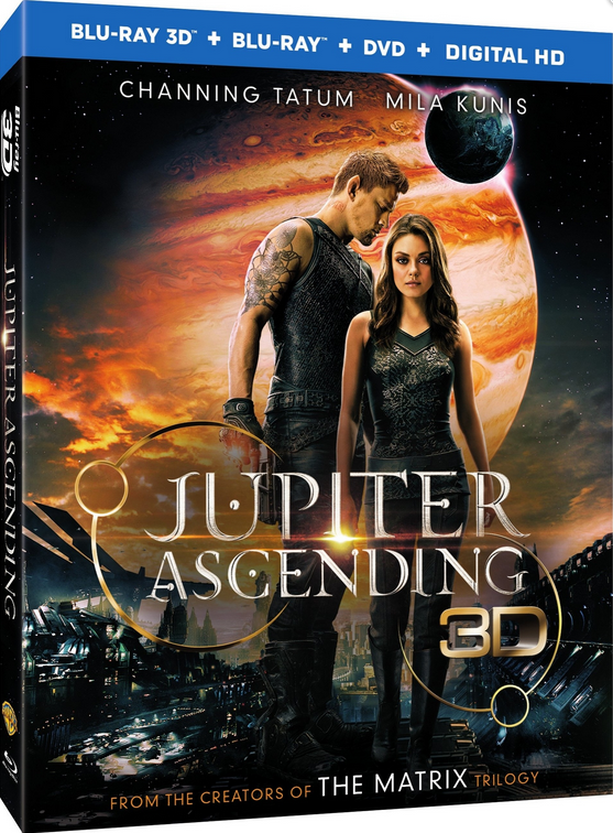 Explore The Universe When Jupiter Ascending Arrives Onto