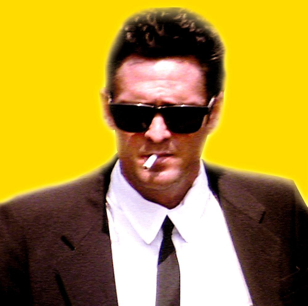 Michael Madsen Reservoir Dogs Dance