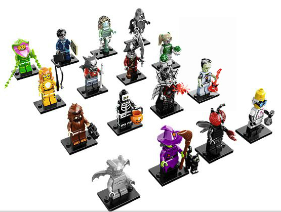 Product Feature: LEGO Halloween 2015 Monster Minifigures ...