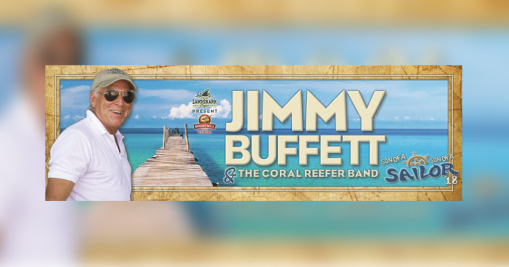 Concert Review: Jimmy Buffett -
