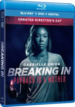 "Enter to Win Blu-ray Combo Pack of ""Breaking In"" - MediaMikes"