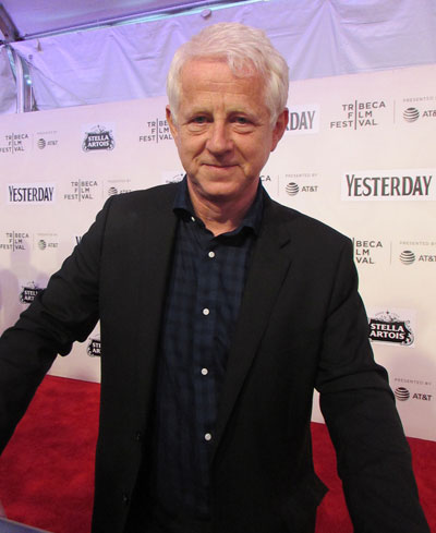 Screenwriter Richard Curtis