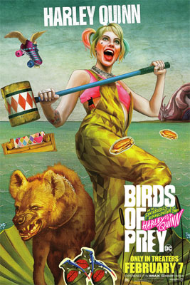 Film Review Birds Of Prey And The Fantabulous Emancipation Of One Harley Quinn Mediamikes